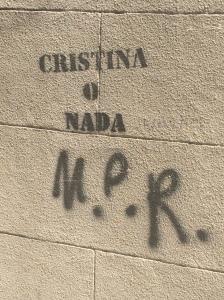 Cristina o Nada